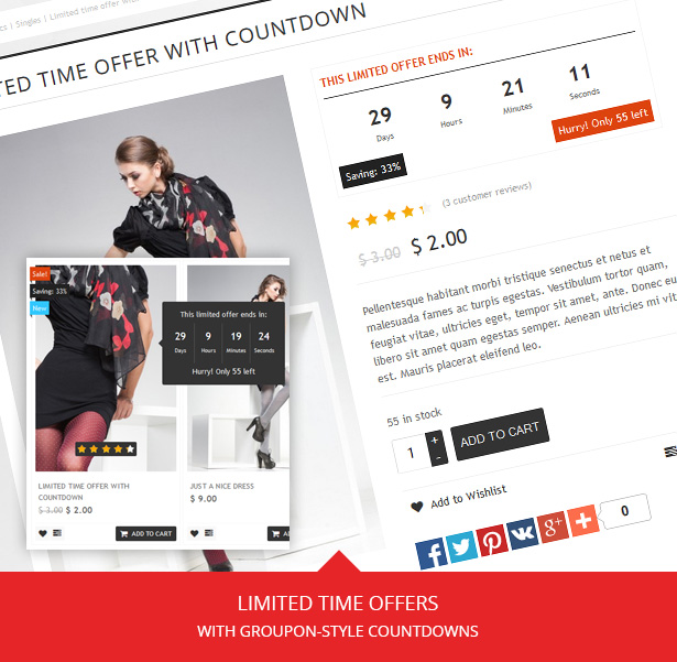 BigOne - Creative WordPress / Woocommerce theme