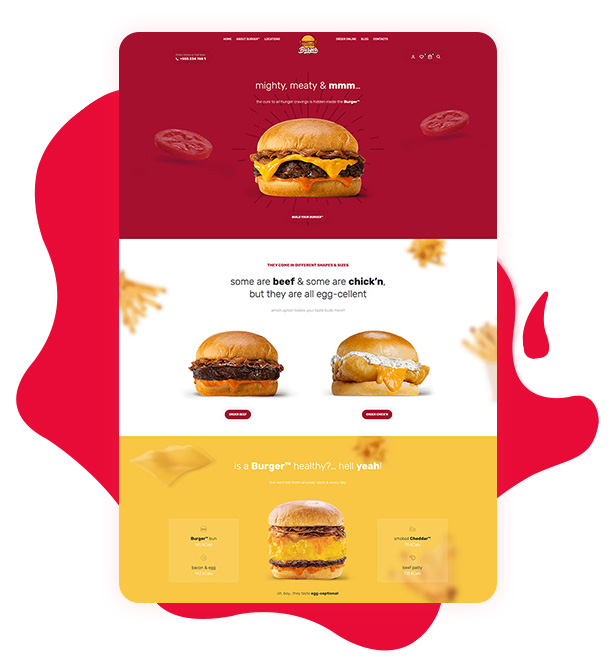 Lafka - WooCommerce Theme for Burger - Pizza & Food Delivery - 11