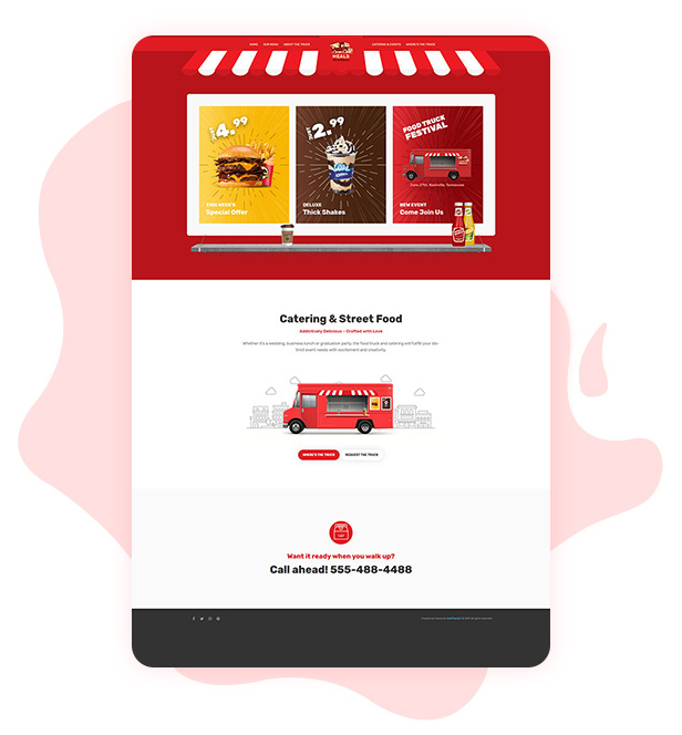 Lafka - WooCommerce Theme for Burger - Pizza & Food Delivery - 14