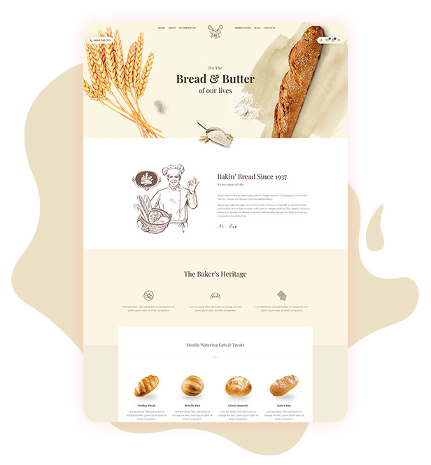 Lafka - WooCommerce Theme for Burger - Pizza & Food Delivery - 15