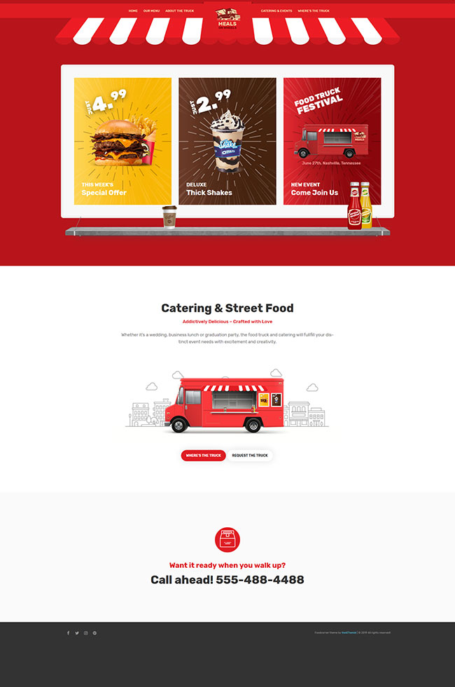 Lafka - WooCommerce Theme for Burger - Pizza & Food Delivery - 12