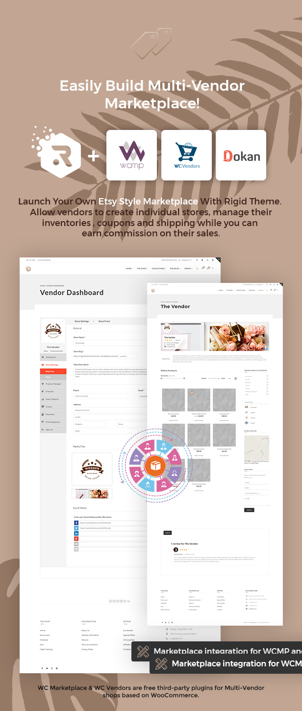 Rigid -  WooCommerce Theme for Enhanced Shops and Multi Vendor Marketplaces - 11