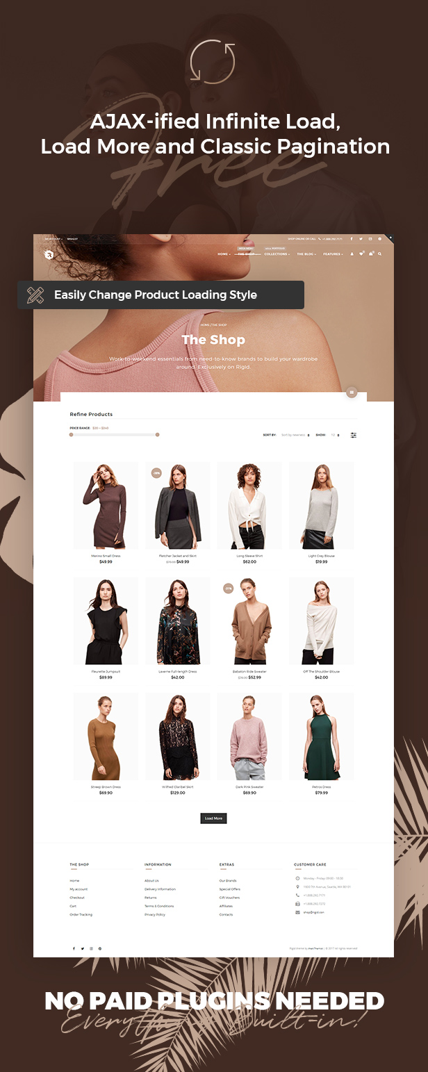 Rigid -  WooCommerce Theme for Enhanced Shops and Multi Vendor Marketplaces - 13