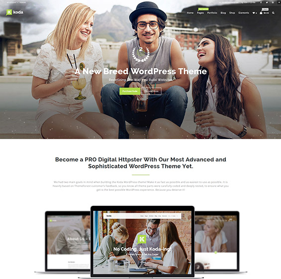 koda multipurpose theme 1