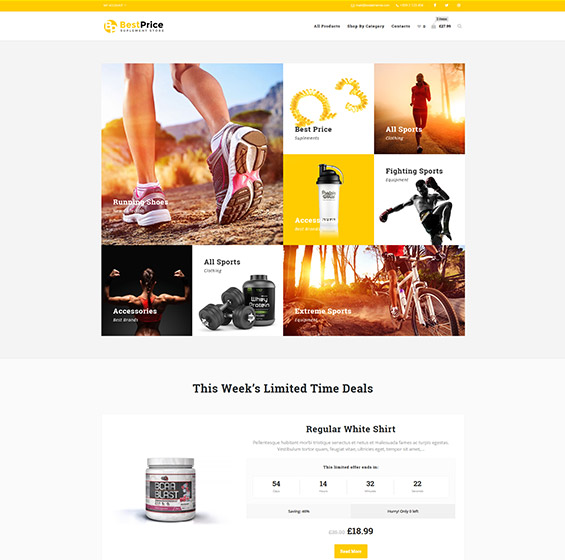 koda multipurpose theme 3