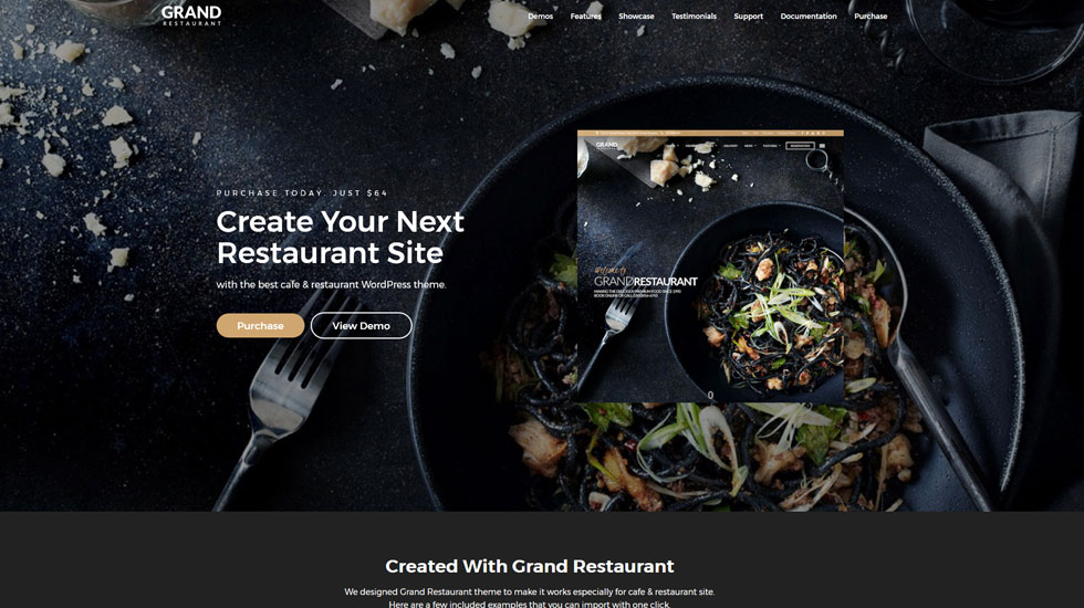 Grand Restaurant Article Image
