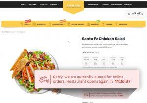 Woocommerce Order Hours